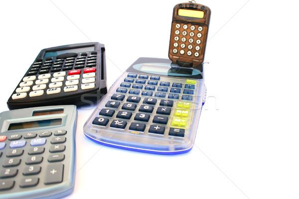Calculator Stock photo © ruzanna