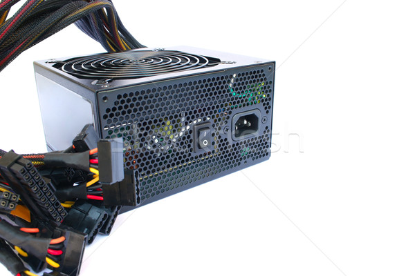 Power supply unit Stock photo © ruzanna