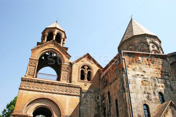 古代 教会 アルメニア 母親 大聖堂 聖なる ストックフォト © ruzanna