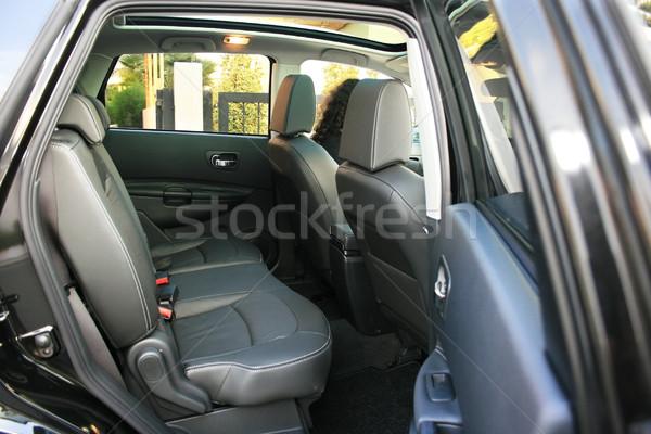 Car interior Stock photo © ruzanna