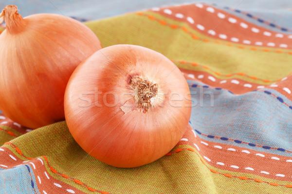Onions Stock photo © ruzanna