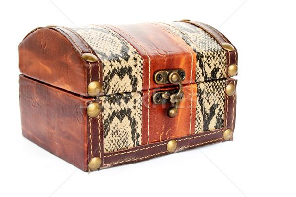 Treasure chest Stock photo © ruzanna