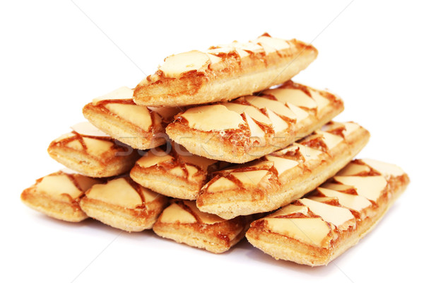 Puff pastry Stock photo © ruzanna