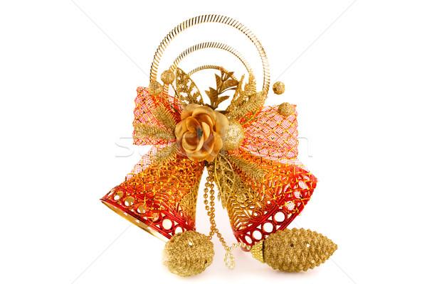 Рождества украшение изолированный белый дизайна фон Сток-фото © ruzanna