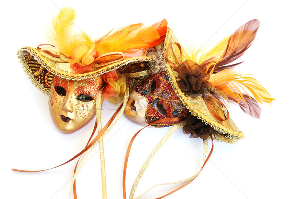 Carnival masks Stock photo © ruzanna