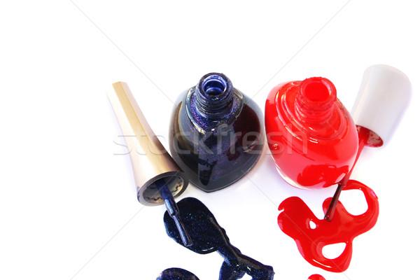 Nail polishes Stock photo © ruzanna