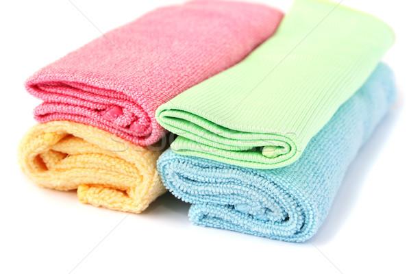 Colorful clothes Stock photo © ruzanna