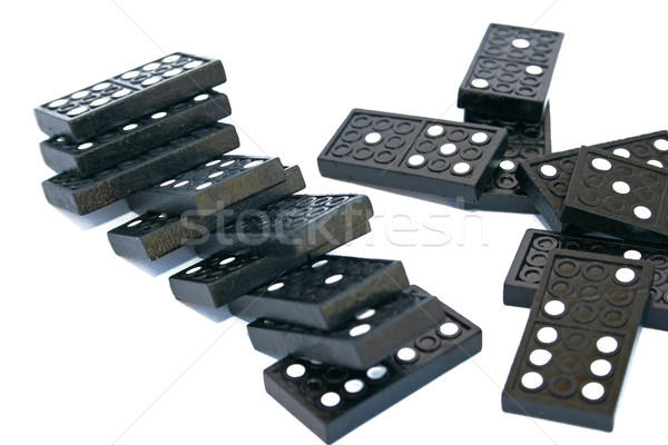 Dominoes Stock photo © ruzanna