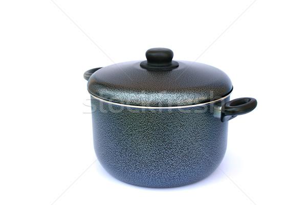 Cooking pot Stock photo © ruzanna