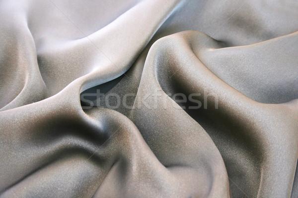 Zijde weefsel textuur mode abstract ontwerp Stockfoto © ruzanna