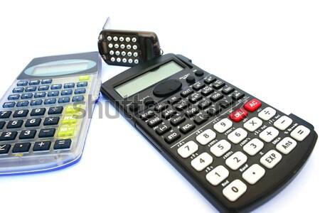 Calculators Stock photo © ruzanna