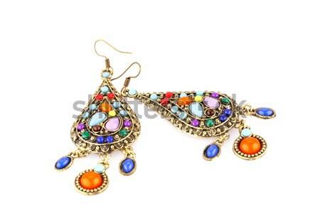 Earrings Stock photo © ruzanna
