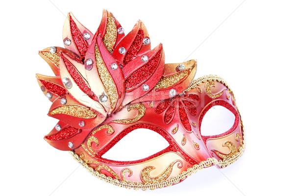 Pink mask Stock photo © ruzanna