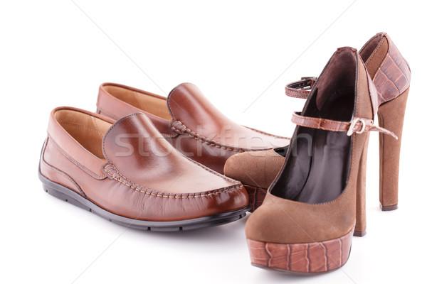 Shoes Stock photo © ruzanna