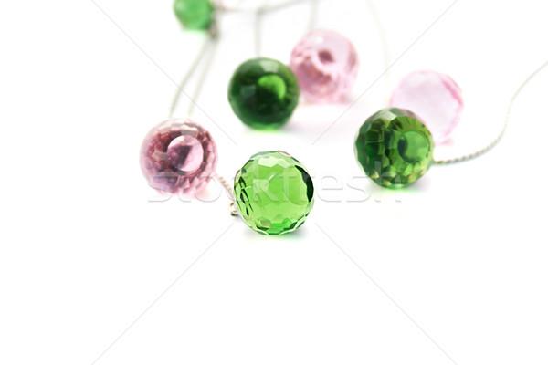 Necklaces Stock photo © ruzanna