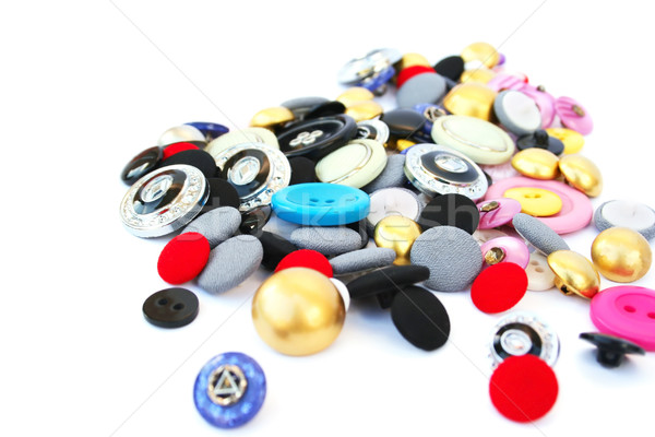 Buttons Stock photo © ruzanna