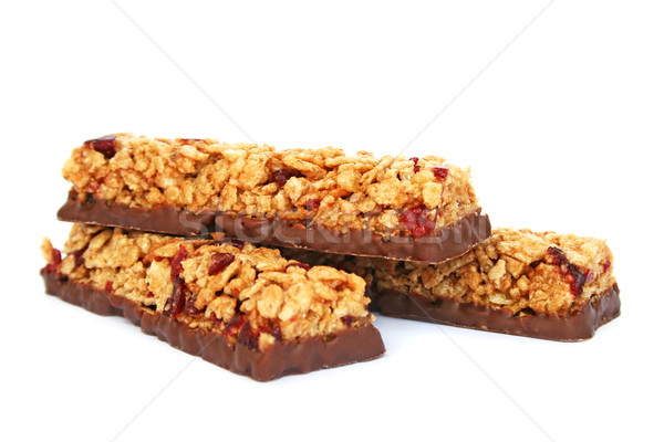 Cereal bars Stock photo © ruzanna