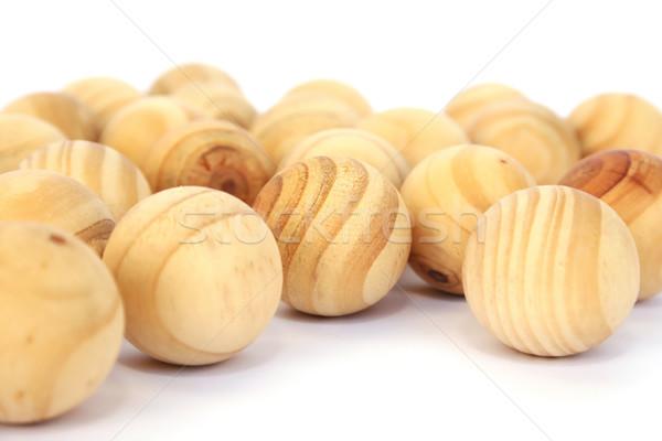 изолированный белый древесины аннотация Сток-фото © ruzanna