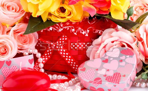 Valentine's day Stock photo © ruzanna