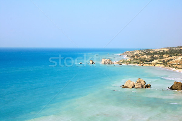 Aphrodite's legendary birthplace in Paphos,Cyprus. Stock photo © ruzanna