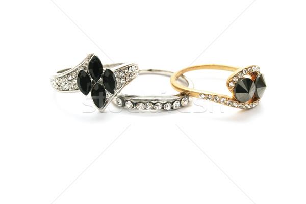 Three rings Stock photo © ruzanna
