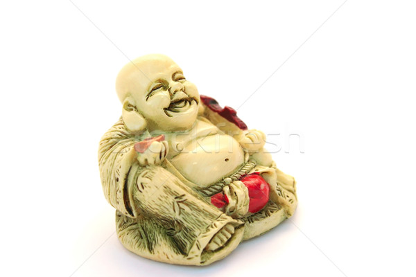 Buddha statue Stock photo © ruzanna