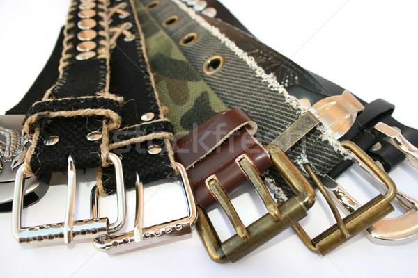 Belts-4 Stock photo © ruzanna