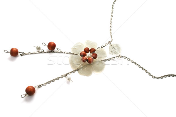 Necklace Stock photo © ruzanna