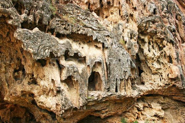 рок Армения дьявол моста природного регион Сток-фото © ruzanna