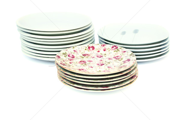 Plates Stock photo © ruzanna