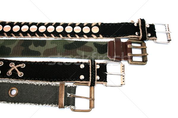 Belts Stock photo © ruzanna