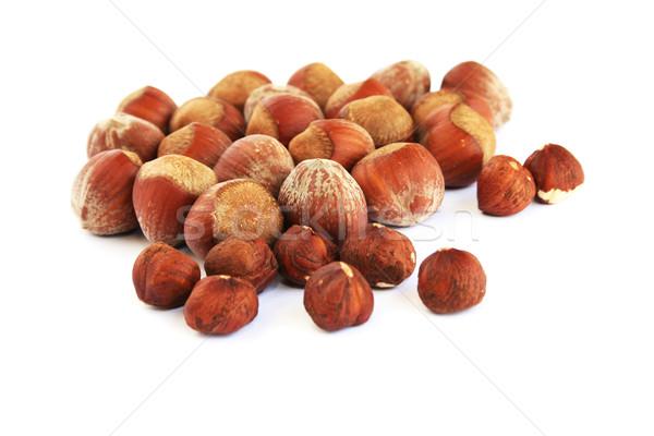 Hazelnuts Stock photo © ruzanna