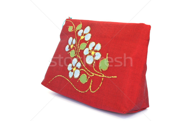 Cosmetic bag Stock photo © ruzanna