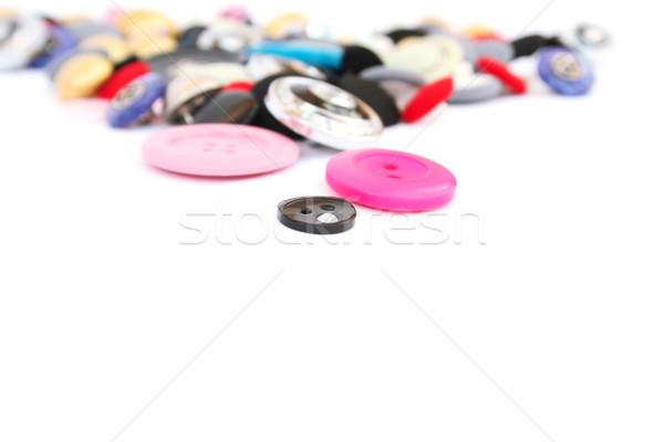 Buttons Stock photo © ruzanna