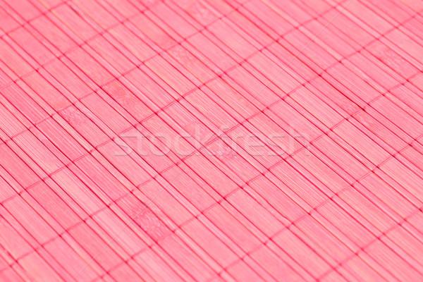 Bambusz textúra közelkép kép fa terv Stock fotó © ruzanna