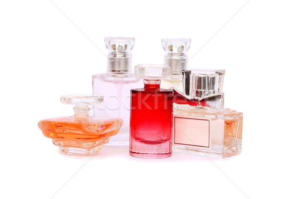 Perfume bottles Stock photo © ruzanna