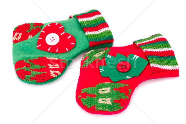 Christmas gift socks Stock photo © ruzanna