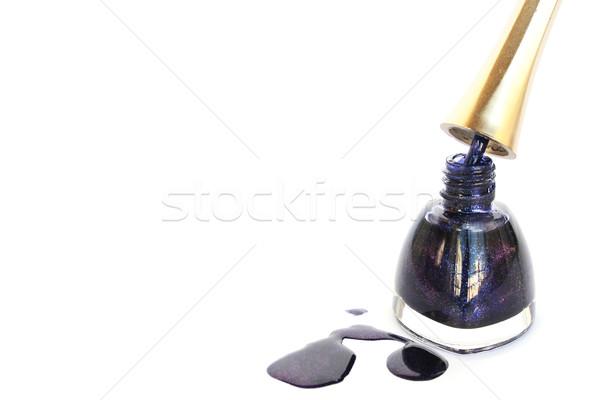 Nail polish Stock photo © ruzanna