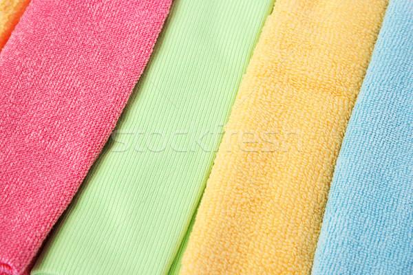 Colorato vestiti texture moda sfondo tessuto Foto d'archivio © ruzanna