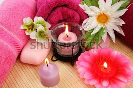 Candles Stock photo © ruzanna