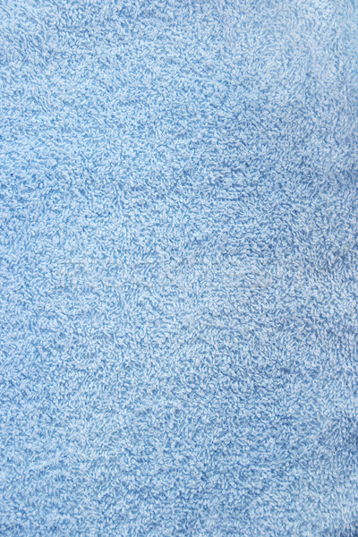полотенце текстуры синий пляж аннотация свет Сток-фото © ruzanna