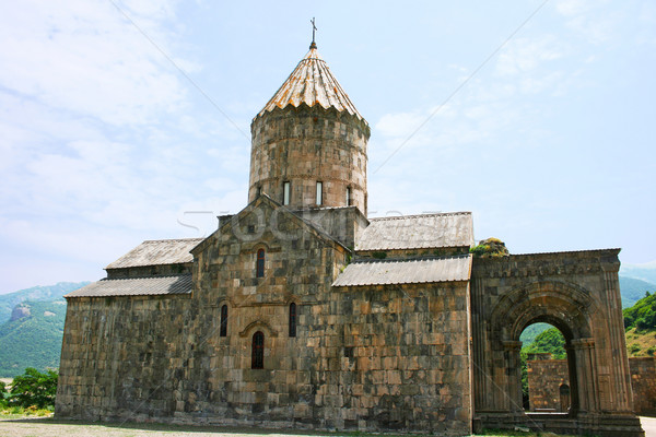 Tatev monastery Stock photo © ruzanna