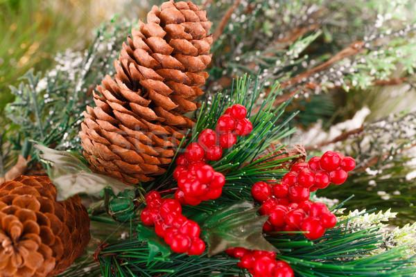 ストックフォト: クリスマス · 装飾 · カラフル · クローズアップ · 画像 · 背景