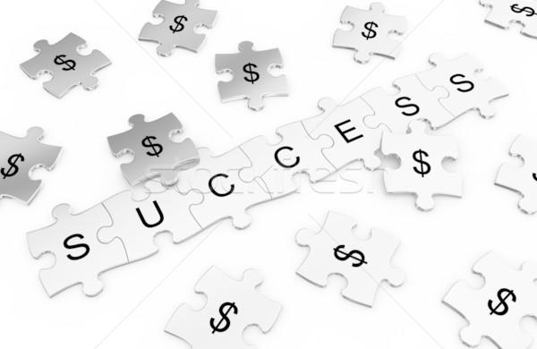 Success Stock photo © rzymu