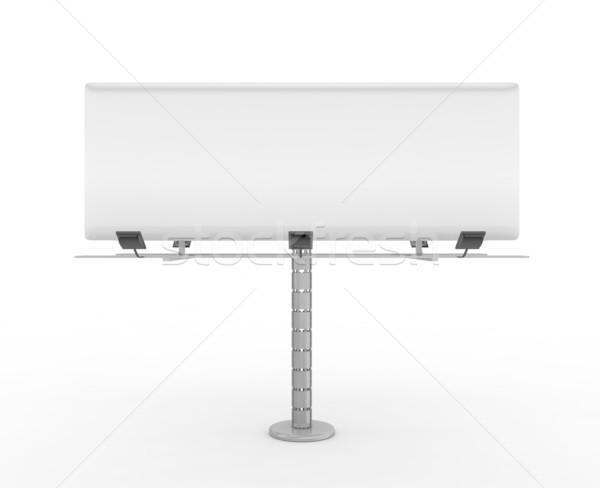 看板 場所 文字 3dのレンダリング ビジネス マーケティング ストックフォト © rzymu