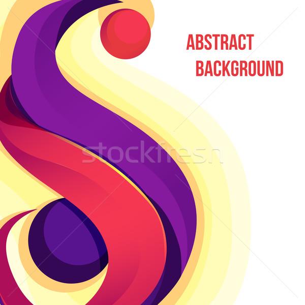 Abstract colorful Stock photo © sabelskaya