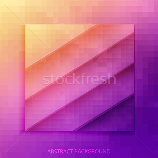 Colorful abstract background. Stock photo © sabelskaya