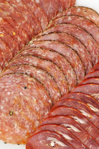 meat delicatessen Stock photo © saddako2