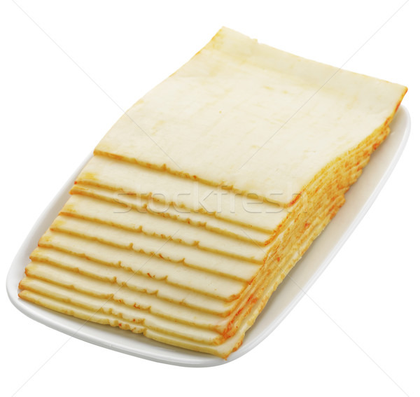 Cheese Slices Stock photo © saddako2