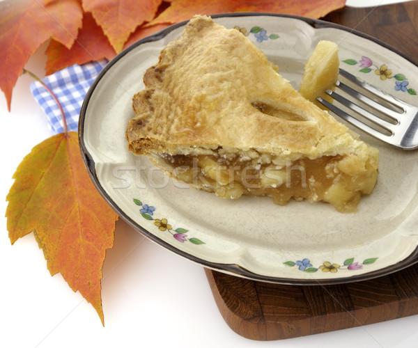 Apple Pie Stock photo © saddako2